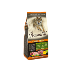 PRIMORDIAL Dog Adult Deer & Turkey 2kg