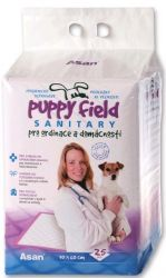 Podložka Puppy Field Sanitary pads 60x60cm 30ks