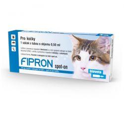 Fipron 50mg Spot-On Cat sol 3 x 0,5 ml