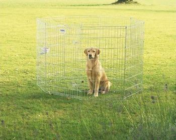 Ohrádka kovová pro psa Dog Park 2 BEAPHAR