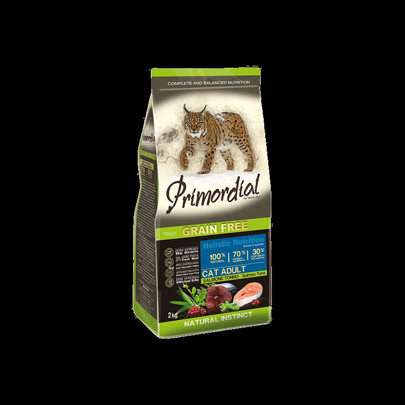 PRIMORDIAL Cat Adult Salmon & Tuna 2kg