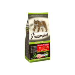 PRIMORDIAL Cat Urinary Turkey & Herring 2kg
