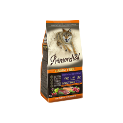 PRIMORDIAL Dog Adult Mini Trout & Duck 2kg