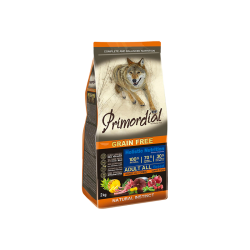 PRIMORDIAL Dog Adult Tuna & Lamb 12kg