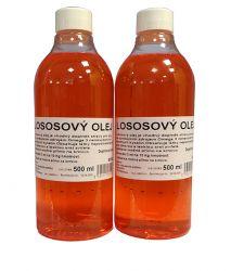 SIERA - Lososový olej 500ml