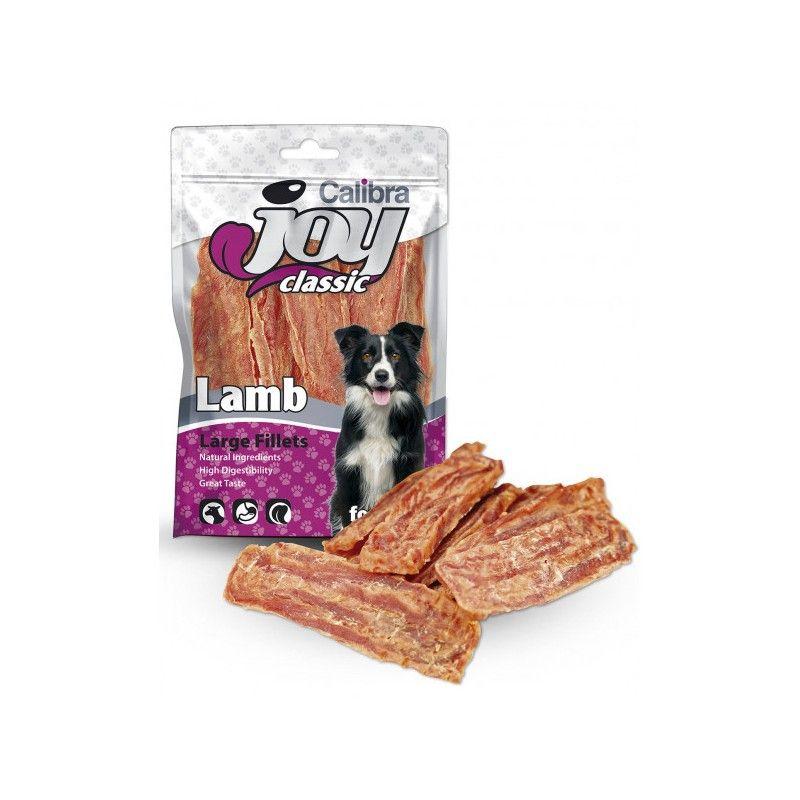 Calibra Joy Dog Classic Large Lamb Fillets 80g