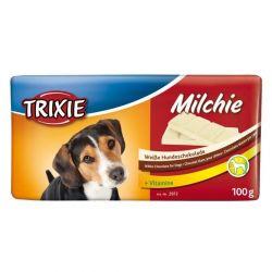 Milchie - čokoláda s vitamínybílá 100g - TRIXIE