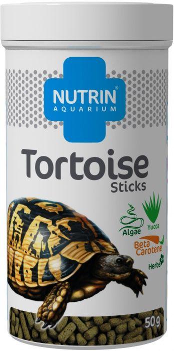 NUTRIN Aquarium Tortoise Sticks 50g (250ml)