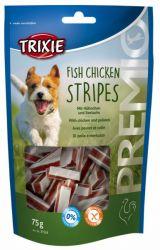 Premio STRIPES Ligh pásky kuře-losos 75 g