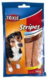 STRIPES Light - drůbeží pásky10ks / 100g