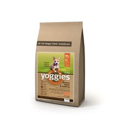 YOGGIES Dog Active Kachna a zvěřina 1,2kg