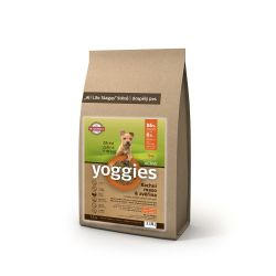 YOGGIES Dog Mini Active Kachna a zvěřina 1,2kg
