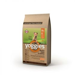 YOGGIES Dog Mini Active Kachna a zvěřina 15kg