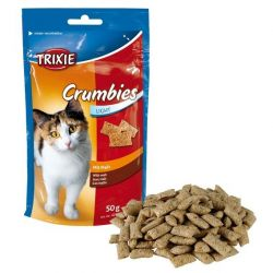 CRUMBIES light - se sladem 50g TRIXIE
