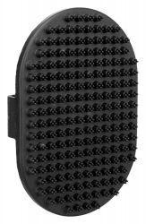 DE LUXE gumový ovál na ruku 9x 13 cm