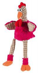 Plyšovo - látkové kuře 45 cm