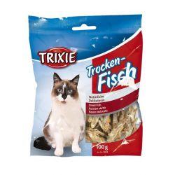 Sušené rybičky, pamlsek pro kočky  50g TRIXIE