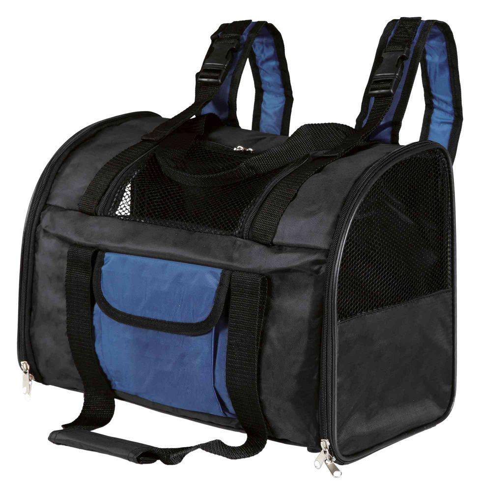 Tbag nylonový batoh CONNOR na psa 42x29x21cm max. do 8 kg Trixie