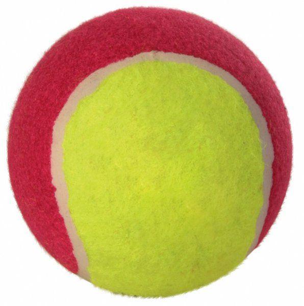 Tenisový míč barevný 10cm Trixie