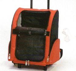 Transportní batoh na kolečkách pro psa 35x26x42  (do 10 kg)