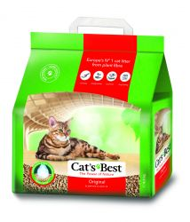 Cats Best ORIGINAL (ÖKO PLUS) 10 L / 4,3 kg