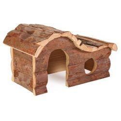 Dřevěný dům HANNA pro králíka43x22x28cm TRIXIE