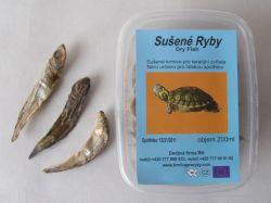 RYBIČKY, sušené v krabičce 200 ml