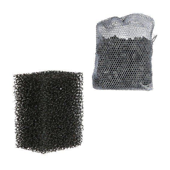 Sada - 2ks filtrační pěna + 1ks aktivní uhlíí k M380 -TRIXIE