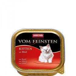ANIMONDA paštika KITTEN - hovězí pro koťata 100g