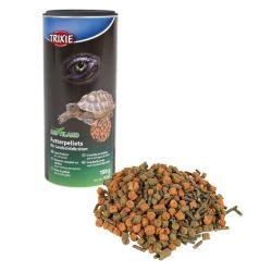 Granulované krmivo pelety prosuchozemské želvy 150 g/250 ml