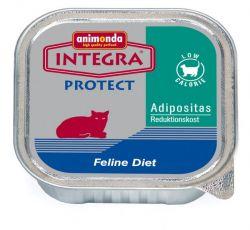 INTEGRA PROTECT Adipositas s kuřecím masem pro kočky 100g