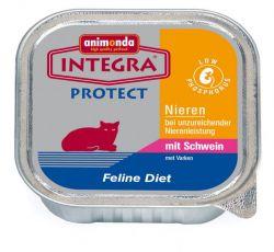 INTEGRA PROTECT NIERE/RENAL dieta vepřové maso pro kočky100g