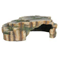Jeskyň pro plazy 28 x 8 x 17 cm