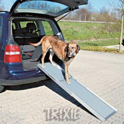 Petwalk teleskopická rampa 1-1,8m/43x4cm, max.zátěž do 120kg