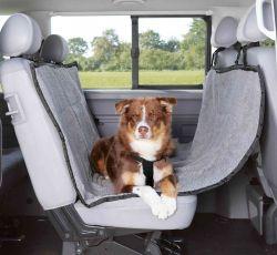 Autopotah za zadní sedadla fleece/polyester 1,35x1,50m