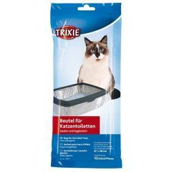 Sáčky pro kočičí WC 48x37
