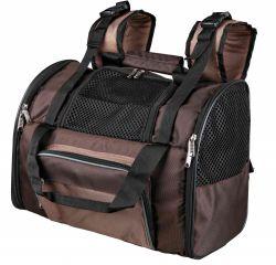 Tbag nylonový batoh DeLuxe SHIVA 41x30x21cm max. do 8 kg