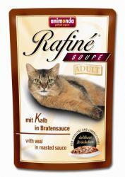 ANIMONDA kapsa Rafiné Soupé Adult-telecí v gril.omáčce 100 g