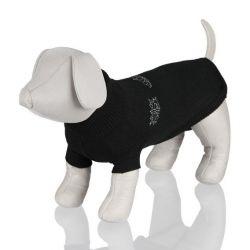 Černý svetr King of Dogs M 45cm