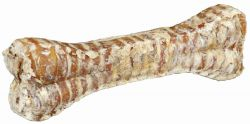 Kost ze sušené hovězí průdušnice 18cm/90g