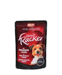 VF kapsička KLEINER RACKER - telecí srdce + houby 85 g