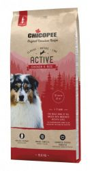 CHICOPEE CLASSIC NATURE ACTIVE CHICKEN-RICE 15 kg