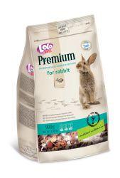 LOLO PREMIUM krmivo pro králíky 900 g sáček