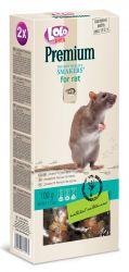 LOLO PREMIUM SMAKERS 2 klasy pro potkany 100 g
