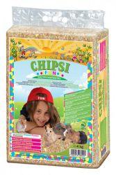 CHIPSI FUN lisované hobliny s barevn. pap.vločkami 60 L/4 kg