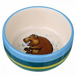 Keramická miska s motivem morčete 250 ml/ 11 cm