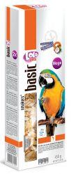 LOLO SMAKERS MEGA 2 klasy ořech-kokos pro velké papoušky450g