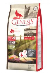 Genesis Pure Canada Wide Country Senior 2,268 kg