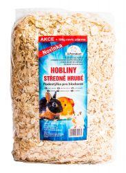 Hoblinová podestýlka středně hrubá 1 kg