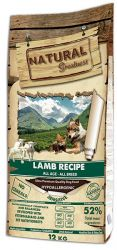 Natural Greatness Lamb Recipe All Breed Sensitiv/jehně/ 12kg